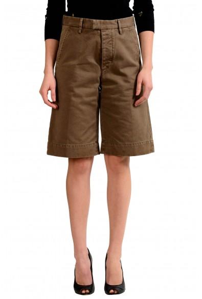 Dsquared2 Women's Khakis Casual Shorts
