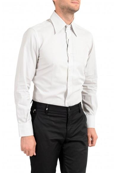 Dolce&Gabbana Men's Gray Long Sleeve Dress Shirt: Picture 2