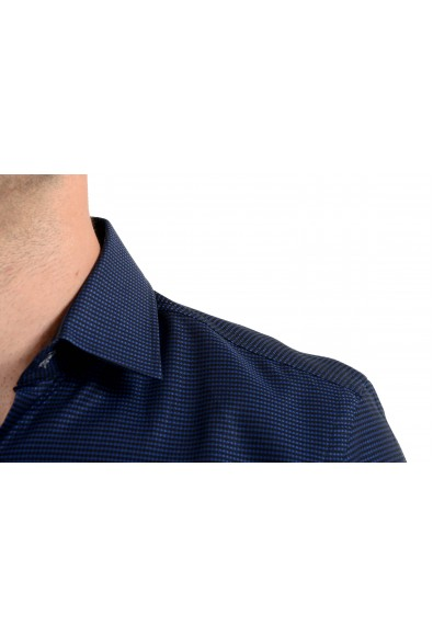 "Hugo Boss Men's ""Jac"" Slim Fit Plaid Long Sleeve Dress Shirt: Picture 2"
