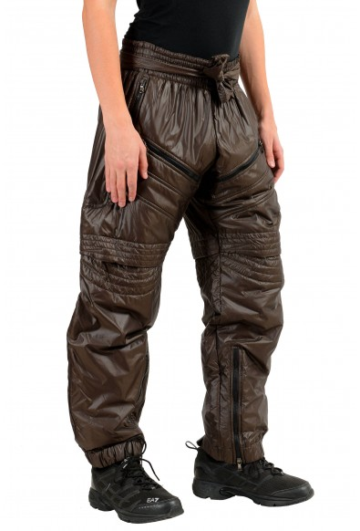 Dolce & Gabbana D&G Men's Brown Insulated Snow Pants: Picture 2