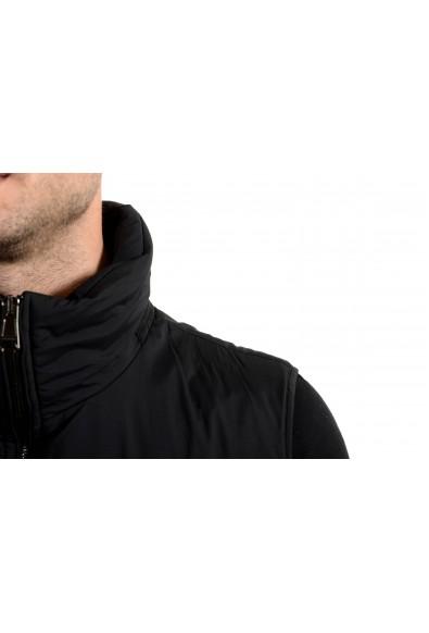 Burberry Men's LENTHORNE Gray Wool Cashmere Button Down Coat & Vest: Picture 2