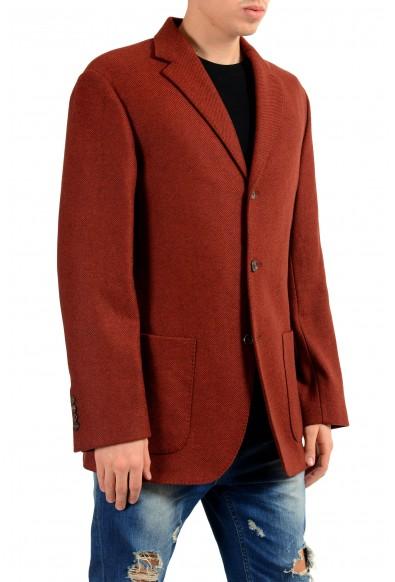 Malo Men's Wool Cashmere Three Button Blazer Sport Coat : Picture 2
