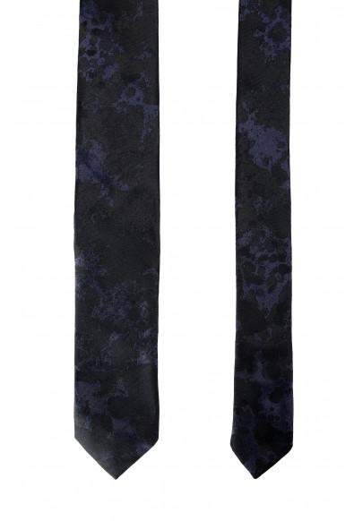 Hugo Boss Men's 100% Silk Geometric Print Tie: Picture 2