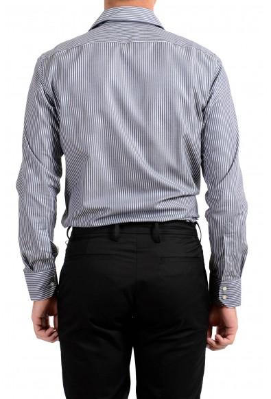 Hugo Boss Men's Gerald Regular Fit Striped Long Sleeve Dress Shirt : Picture 2
