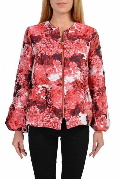 """Moncler Gamme Rouge """"Mireille"""" Women's Full Zip Jacket Coat"""