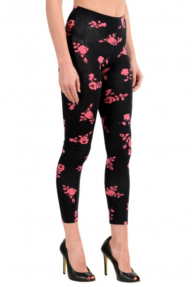 Versus by Versace Women's Floral Stretch Leggings: Picture 2