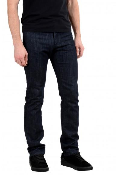 "Versace Collection ""Trend"" Dark Wash Men's Straight Leg Jeans: Picture 2"