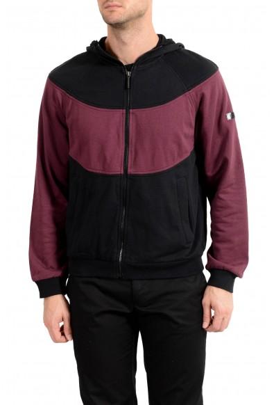 Roberto Cavalli Gym Men's Full Zip Hooded Track Jacket