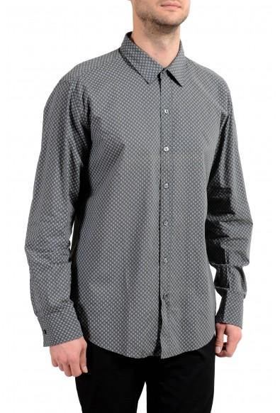 "Hugo Boss ""Robbie_1"" Men's Slim Long Sleeve Casual Shirt"