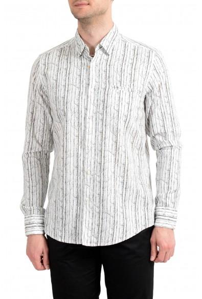 "Hugo Boss Men's ""Relegant"" Regular Fit Long Sleeves Casual Shirt"