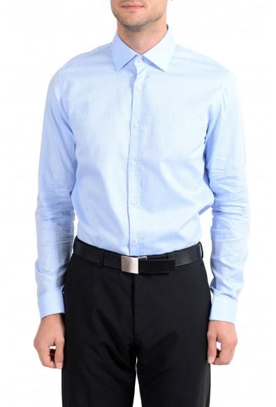 "Hugo Boss ""EndersonX"" Men's Modern Fit Long Sleeve Dress Shirt"