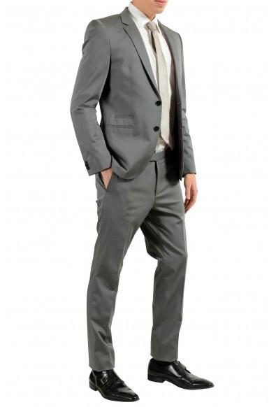 """Hugo Boss """"Arlid1/Heilon1"""" Men's Gray Stretch Two Button Suit: Picture 2"""