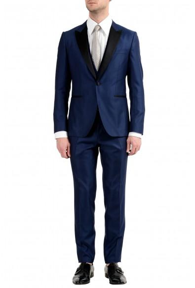 "Hugo Boss ""Rendal/WildenWE"" Men's Wool Extra Slim One Button Three-Piece Suit"