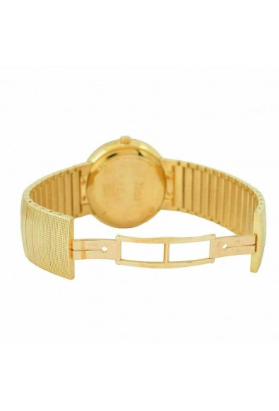 Christian Dior La D De Dior Turquoise Dial Solid Swiss Gold Watch: Picture 2