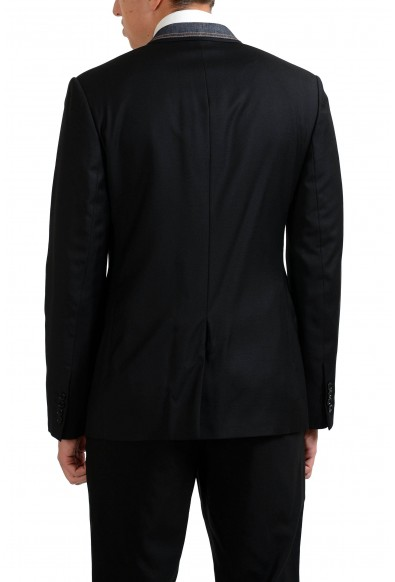 Christian Dior Men's Black 100% Wool Blazer Sport Coat : Picture 2
