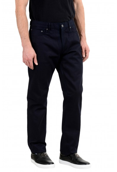 Burberry Brit Men's Dark Blue Slim Leg Jeans: Picture 2