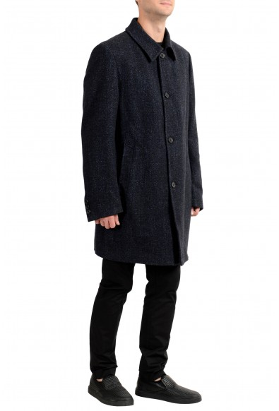 "Hugo Boss ""Task1"" Men's Wool Four Button Coat: Picture 2"