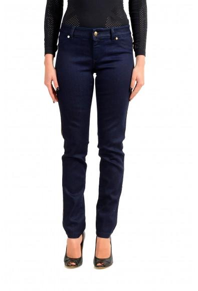 "Just Cavalli Women's Dark Blue ""Just Chic Jeggings"" Jeans"
