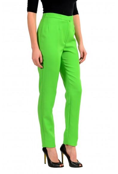 Maison Margiela Green Women's Casual Pants : Picture 2