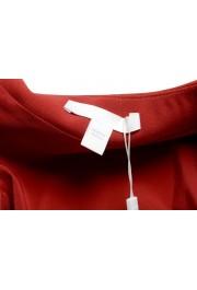 "Hugo Boss Women's ""Jikiva"" Bright Red Buttonless Blazer  : Picture 4"