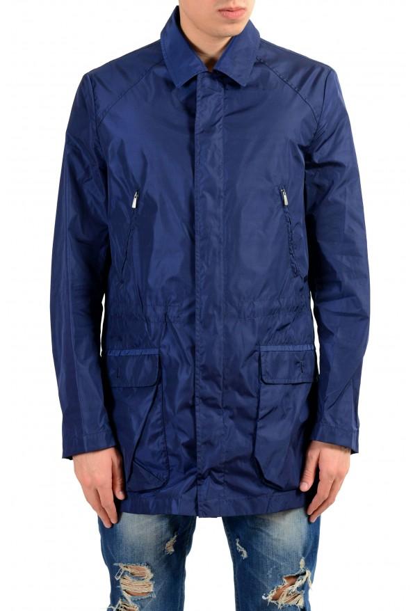 Malo Navy Full Zip Men's Windbreaker Jacket