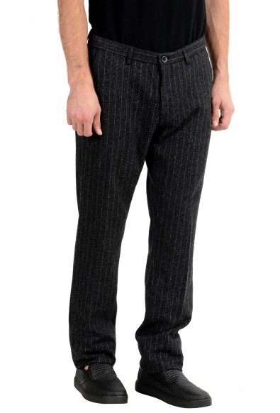 "Hugo Boss ""T-Rice-2-W"" Men's Wool Silk Striped Casual Pants : Picture 2"