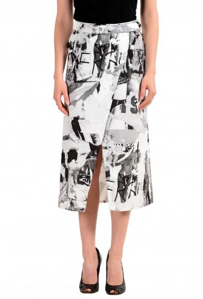 Versus by Versace Women's Wrap Around Skirt