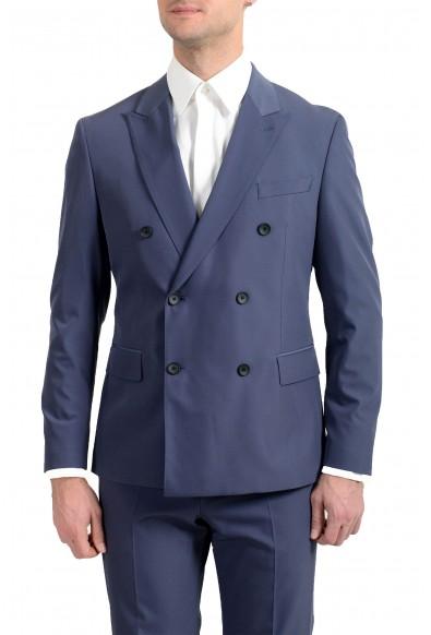"Hugo Boss ""Namil1/Ben2"" Men's Slim Double Breast Blazer Sport Coat"
