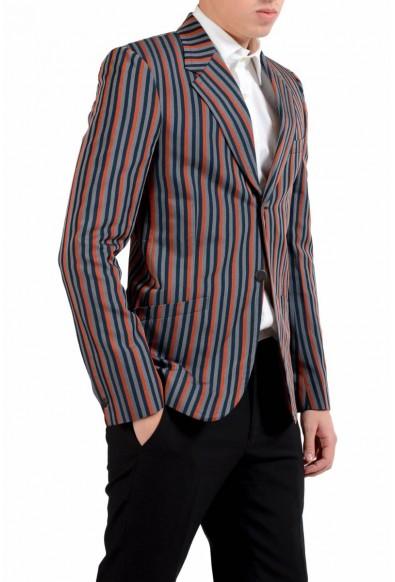 "Maison Martin Margiela ""14"" Striped Slim Blazer Men's Sport Coat : Picture 2"
