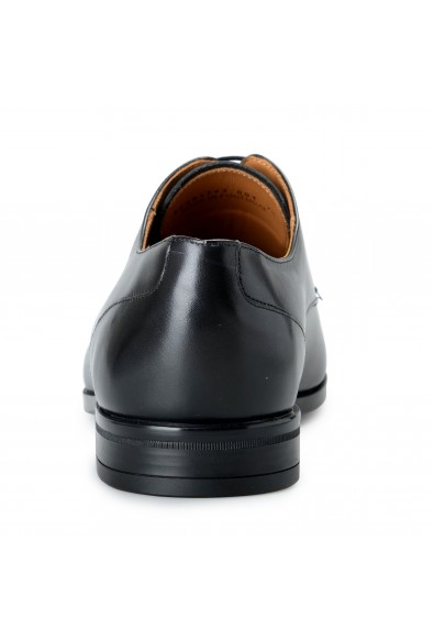 "Hugo Boss Men's ""Portland_Derb_ns"" Black Leather Derby Shoes: Picture 2"