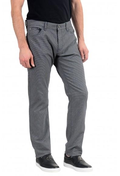 "Hugo Boss ""Maine3-20"" Men's Gray Stretch Straight Leg Jeans: Picture 2"
