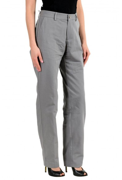 Versace Jeans Women's Gray Casual Pants: Picture 2