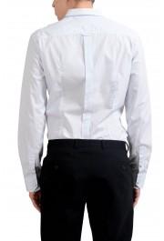 Dolce & Gabbana Men's Striped Long Sleeve Dress Shirt: Picture 3