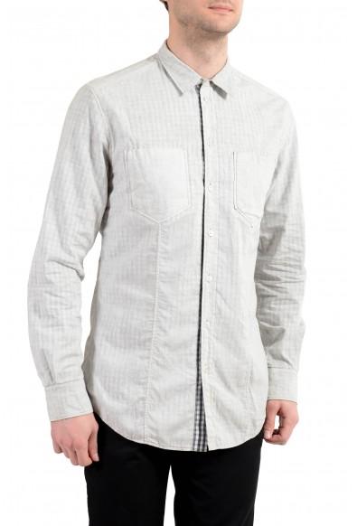 Dolce&Gabbana D&G Men's Reversible Long Sleeve Dress Shirt: Picture 2