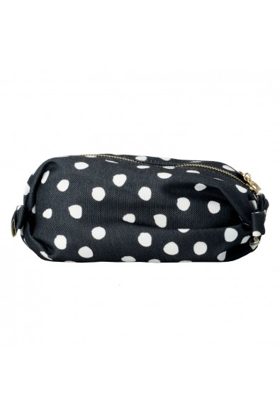 Red Valentino Women's Multi-Color Canvas Polka Dots Print Cosmetic Bag: Picture 2