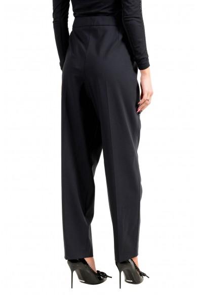 "Hugo Boss Women's ""Tenora"" Black Wool Dress Pants: Picture 2"