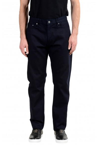 Burberry Brit Men's Dark Blue Slim Leg Jeans