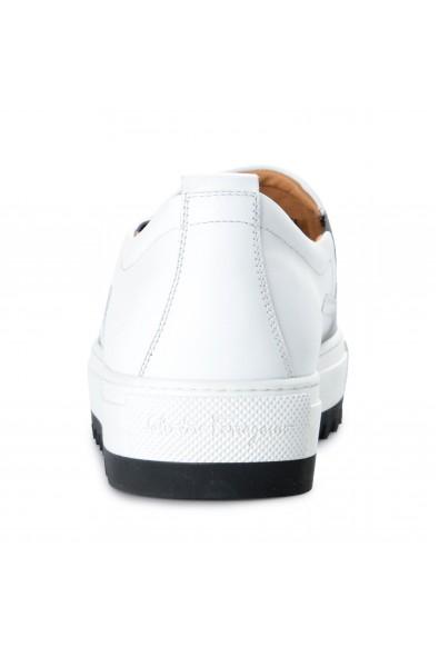 Salvatore Ferragamo Men's LUCCA Leather Loafers Shoes: Picture 2
