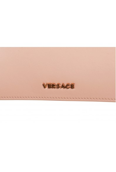Versace Women's Dust Pink Leather Crossbody Bag: Picture 2