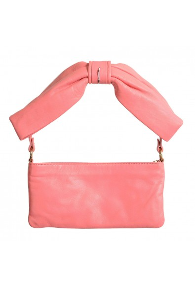 Red Valentino Women's Pink 100% Leather Shoulder Bag