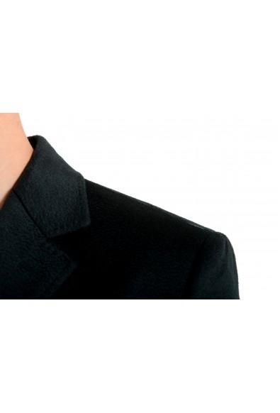 """Hugo Boss Men's """"T-Neon4"""" Deem Green Slim Fit 100% Cashmere Coat: Picture 2"""