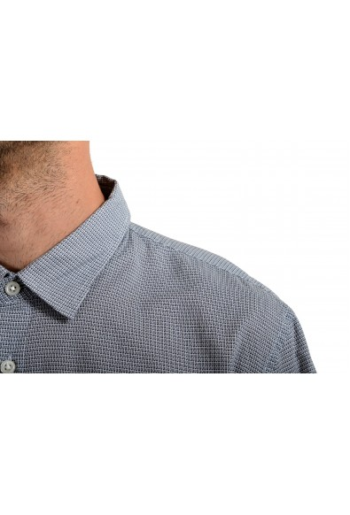 "Hugo Boss Men's ""Ronn_F"" Slim Fit Plaid Short Sleeve Casual Shirt: Picture 2"
