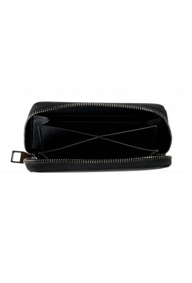 Proenza Schouler Women's Black 100% Leather Trapeze Zip Compact Wallet: Picture 2