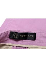 Versace Men's Purple Casual Shorts : Picture 4