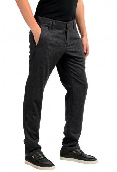 Dolce & Gabbana Men's 100% Wool Gray Dress Pants : Picture 2