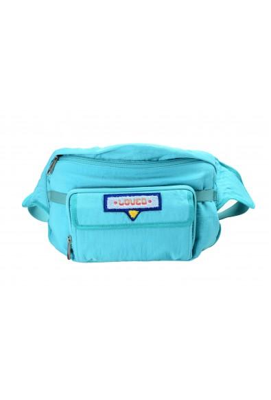 Gucci Men's Large Blue 80's LOVED Belt Fanny Bag Backpack