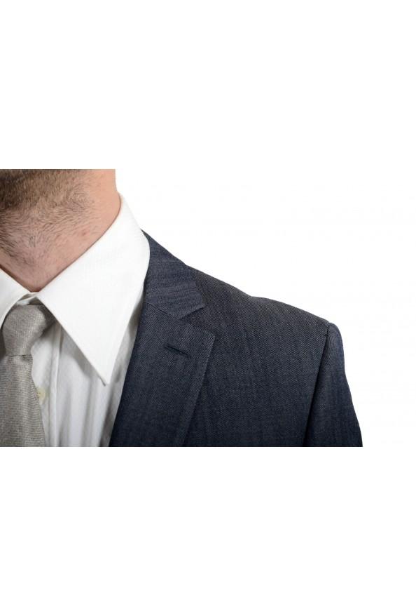 "Hugo Boss ""Reymond/Wenten"" Men's 100% Wool Two Button Suit: Picture 4"