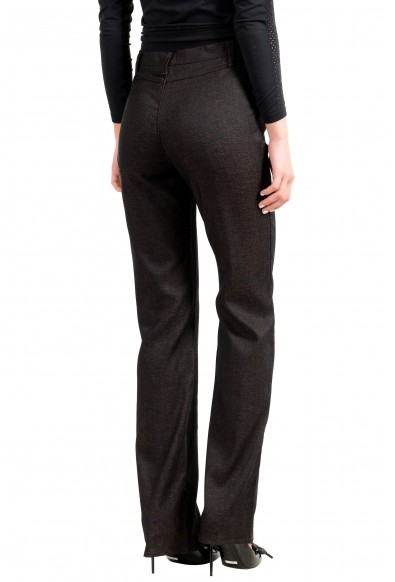 Exte Women's Wool Embellished Flat Front Casual Pants: Picture 2
