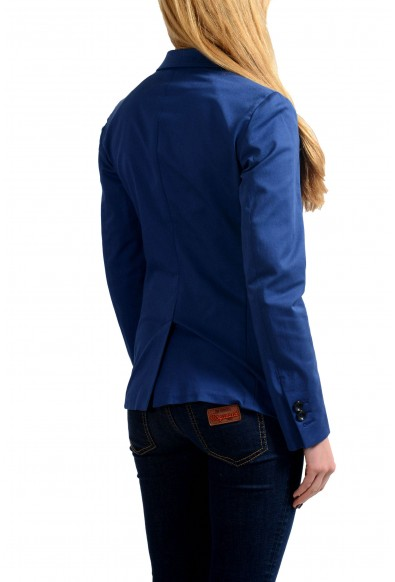 Dsquared2 Navy Two Button Women's Blazer : Picture 2