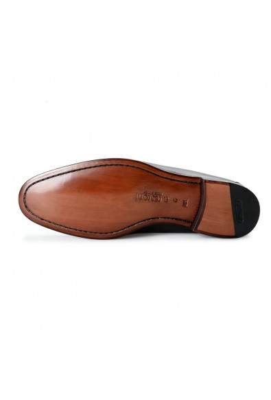 """A. Testoni Men's """"Alo"""" Brown Leather Loafers Slip On Shoes: Picture 2"""